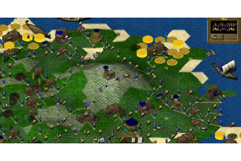 Open Source RTS Game 'Widelands' Updated ~ Ubuntu Vibes