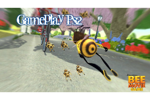 Bee Movie Game - Gameplay - Español - PS2 - YouTube