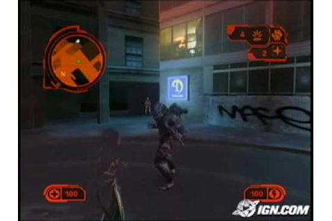 Predator Concrete Jungle PS2 Gameplay 1 - YouTube
