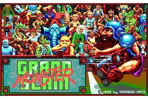 Grand Monster Slam Download (1989 Arcade action Game)
