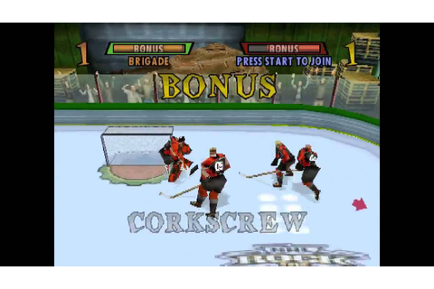 NHL Rock The Rink ... (PS1) - YouTube