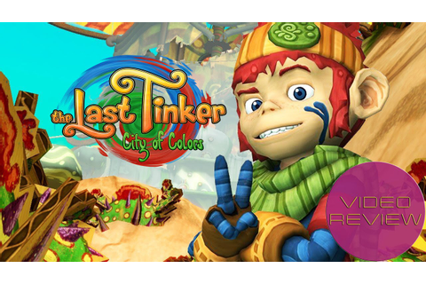 The Last Tinker: City of Colors Review - YouTube