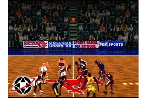FOX Sports College Hoops 1999 Screenshots, Pictures ...