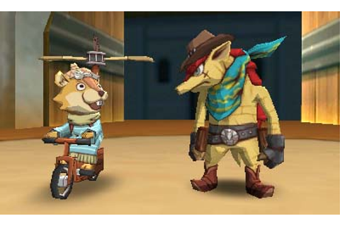 Dillons Rolling Western [Decrypted] 3DS (USA) ROM Download ...