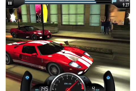 CSR Racing: 2012 Launch Trailer - YouTube