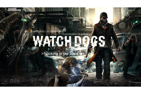 Watch Dogs, Video Games Wallpapers HD / Desktop and Mobile ...