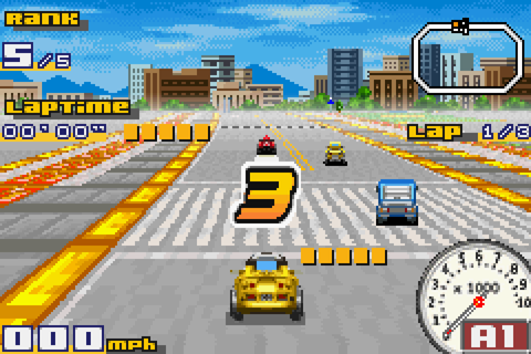 Gadget Racers Download Game | GameFabrique
