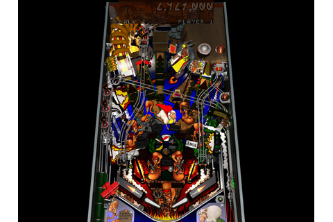 Скриншоты Addiction Pinball на Old-Games.RU