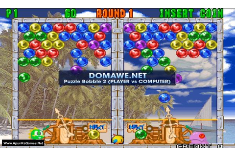 Puzzle Bobble 2 PC Game - Free Download Full Version