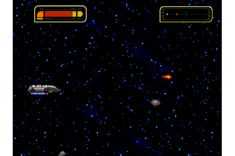 Star Trek - Deep Space 9 - Crossroads of Time Genesis Screenshot