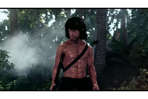 The gameplay modes of Rambo: The Video Game