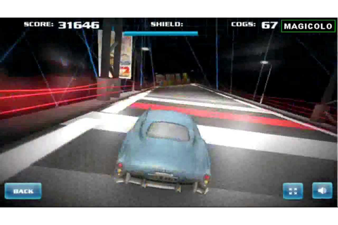 Cars 2 game Spy Test Track - 3D racing game 2014 - YouTube