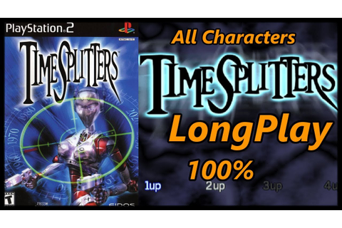 Timesplitters 1 Ps2 - Longplay 100% Full Game Walkthrough ...