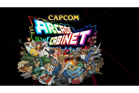 Capcom Arcade Cabinet: Retro Game Collection - Launch ...