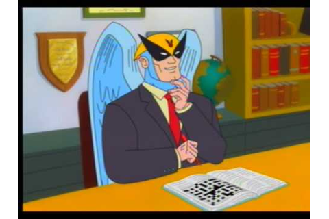 Harvey Birdman: Attorney at Law (Wii) -- Case 1: The ...