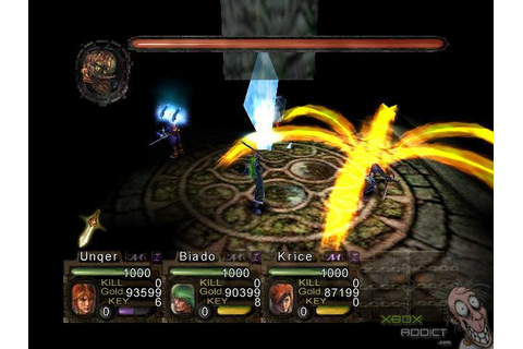 Black Stone: Magic and Steel (Original Xbox) Game Profile ...