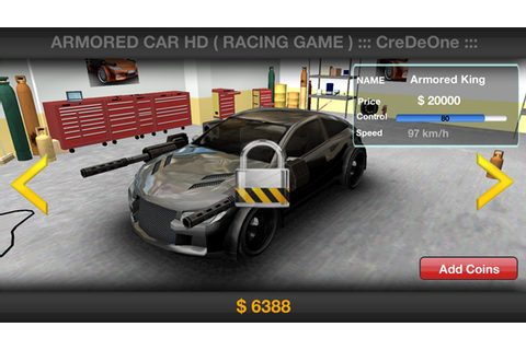 ARMORED CAR HD (RACING GAME) ~ ANDROID4STORE