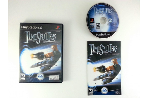 Time Splitters Future Perfect game for Playstation 2 ...