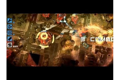 Anomaly: Warzone Earth new iPad game