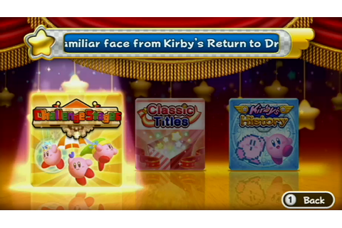 Leave Luck To Heaven: Ten Years of Kirby ~Final Reverie ...