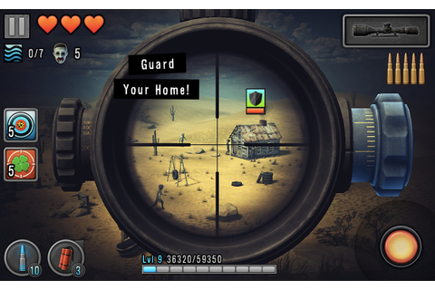 Last Hope - Zombie Sniper 3D - Download android game
