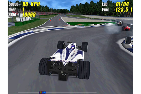 F1 2000 Pc Game Free Download