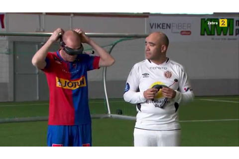 Golden Goal - Virtual Reality Football (Hilarious ...