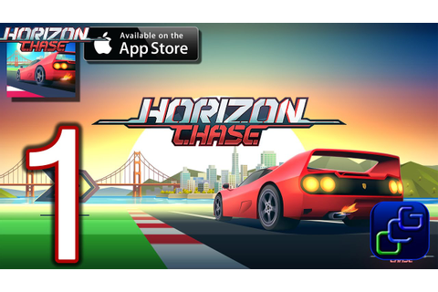 Horizon Chase - World Tour iOS Walkthrough - Gameplay Part ...
