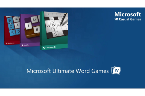 Wordament on Windows 10 to Become Microsoft Ultimate Word ...