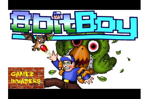 8 Bit Boy Steam Game First Impression Review For PC & MAC ...