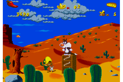Cheese Cat-astrophe starring Speedy Gonzales (1995) by ...