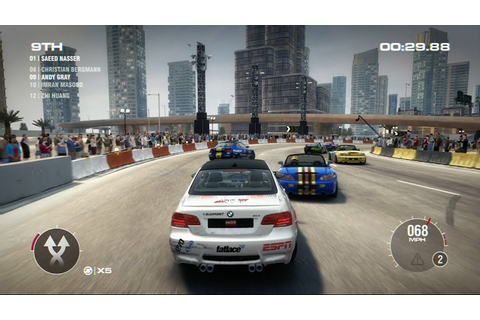 GRID 2 | Binary Messiah - Reviews for Games, Books ...