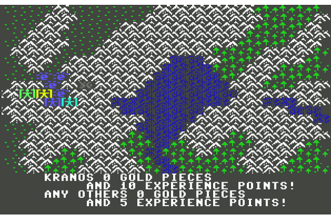 The CRPG Addict: Game 210: Xyphus (1984)