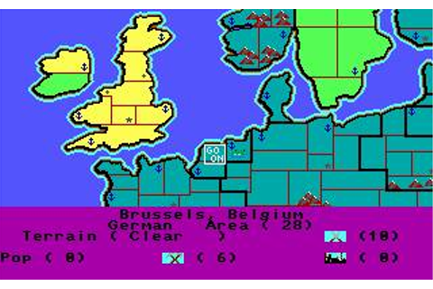 Storm Across Europe Download (1989 Strategy Game)