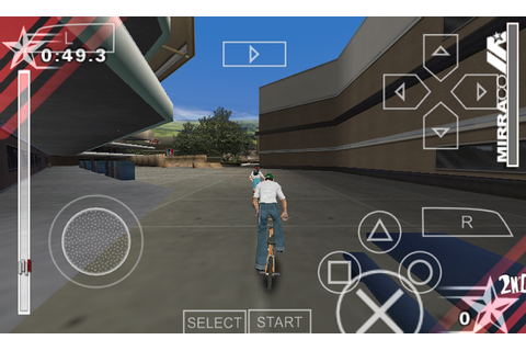 Download Dave Mirra BMX PSP Android - Gapmod