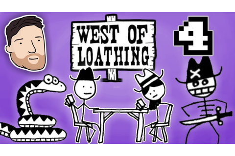 West of Loathing (Hard Mode) - PART 4: Hornswogglin' Rubes ...