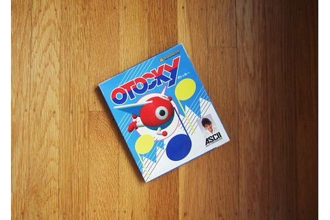 Otocky + wood | I couldn't resist buying this game when I ...