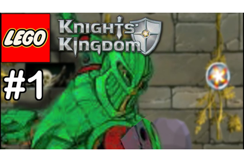 Let's play Old LEGO Browser Games part 1 (Knights Kingdom ...