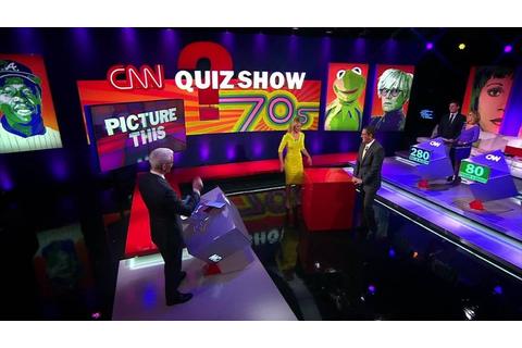 CNN Quiz Show: 70s Edition Trailer 3 - CNN Video