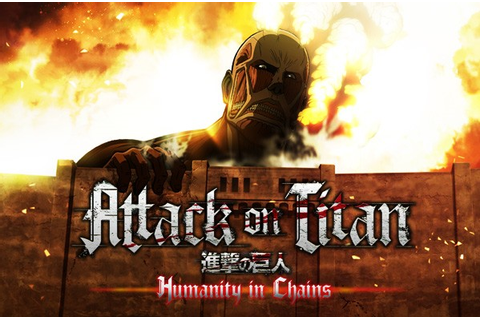 Shingeki no Kyojin: Humanity in Chains Gets Release Date ...