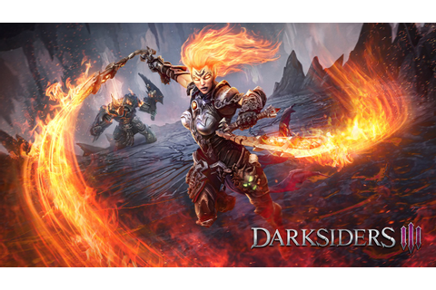 Darksiders 3 Fury Darksiders III 2018 Game Preview ...