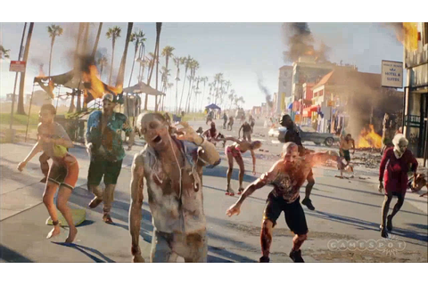 Gamescom 2014: Get Your First Look at Dead Island 2 ...