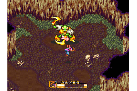 Secret of Mana (France) ROM