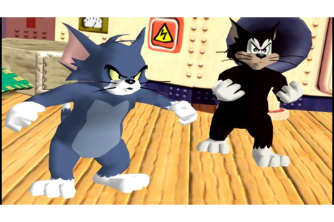 Tom and Jerry War of the Whiskers - Tom and Butch vs Jerry ...