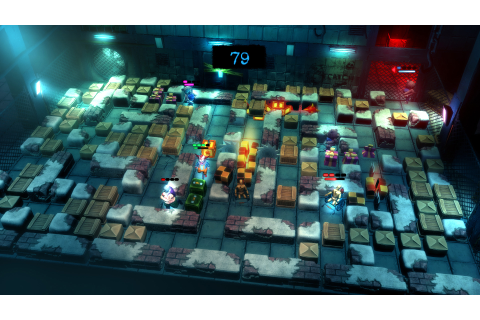 Basement Crawl PS4 gets first screens, showing multiplayer ...