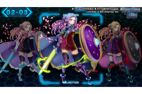 Operation Abyss: New Tokyo Legacy Gets a Delay and New Screens