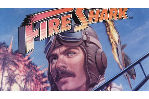 Classic Game Room - FIRE SHARK review for Sega Genesis ...