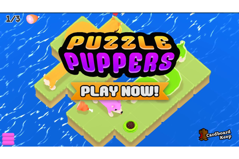 Puzzle Puppers - Download Free at GameTop.com - YouTube