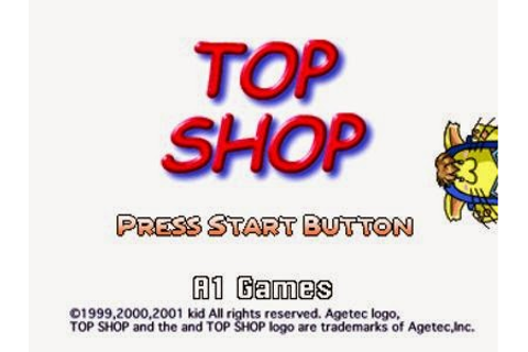 Board Game Top Shop PS1 ISO | Free Download Game & Apk