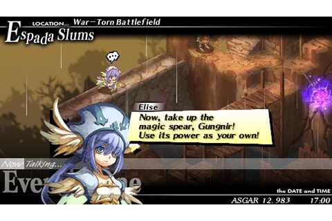 Gungnir Review for PlayStation Portable (PSP) - Cheat Code ...